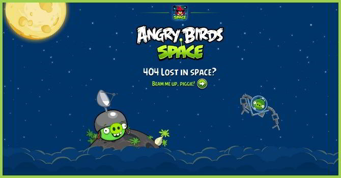 404 Angry Birds