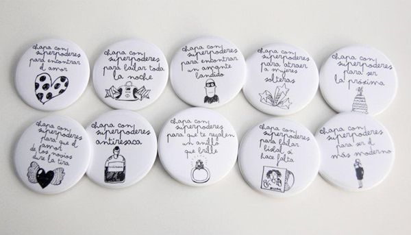 Imagen Mr Wonderful chapas